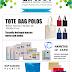 Jual Tote Bag Kanvas untuk Kebutuhan Ospek Mahasiswa Baru UB Malang