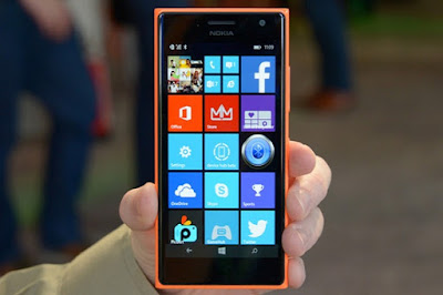 Địa chỉ thay màn hình Nokia Lumia uy tín