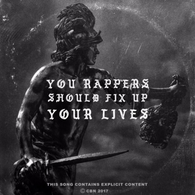M.I Abaga - You Rappers Should Fix Up Your Lives