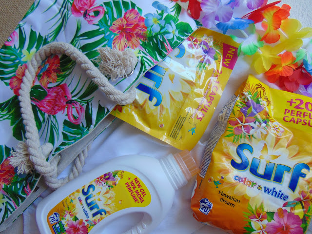 Surf Hawaiian dream -  Zapach lata na moich ubraniach