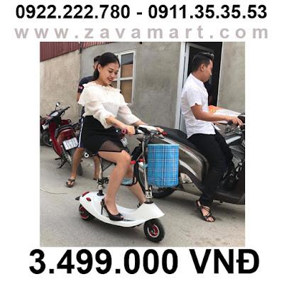 Cách bảo quản xe điện mini E-Scooter