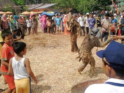 permainan minangkabau