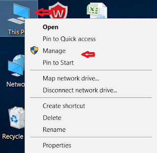 how to partition drive space setting on laptop and change name letter icon xyz