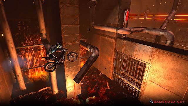 Trials Fusion Fire in the Deep Gameplay Screenshot 3