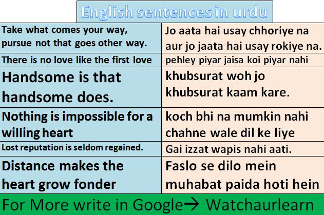 Translate English To Latin Sentences 47