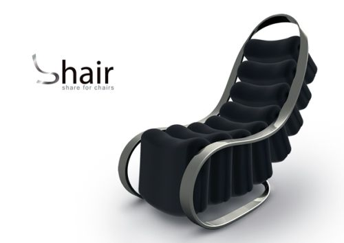 Futuristic Luxury Furniture: Futuristic Luxury Chairs