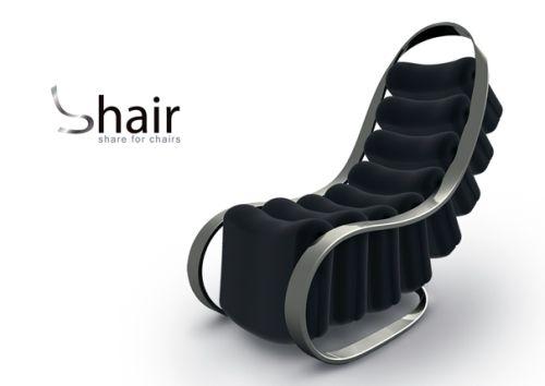 Futuristic Luxury Furniture: Futuristic Luxury Chairs