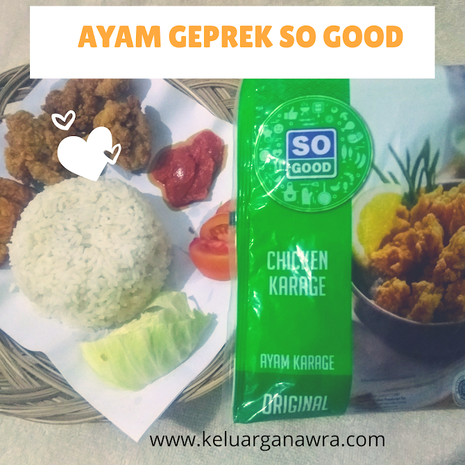 Ayam Geprek So Good