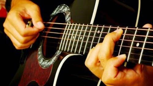 cara mudah main gitar