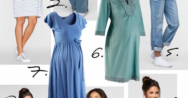 Fox in Vogue  Одежда для беременных   Находки на Bonprix 9af736edb50
