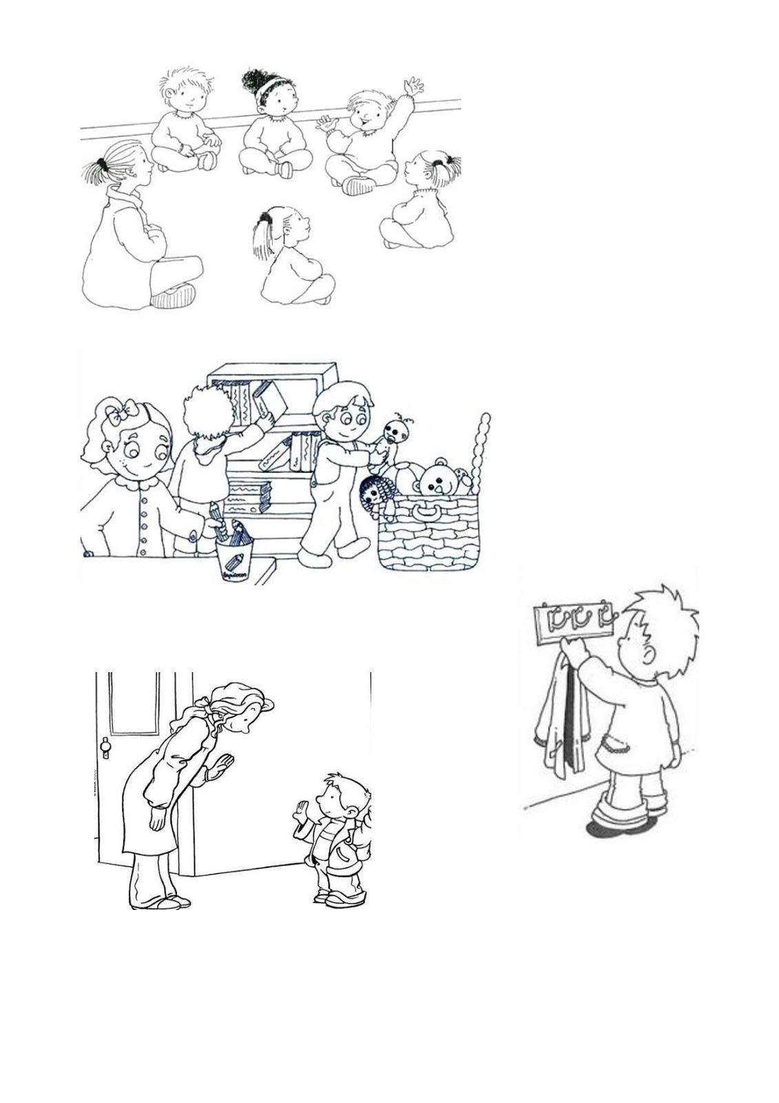 disegni per bambini di uncle granpa