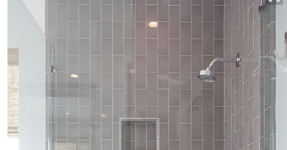 My Notting Hill Vertical Subway Tile Installation