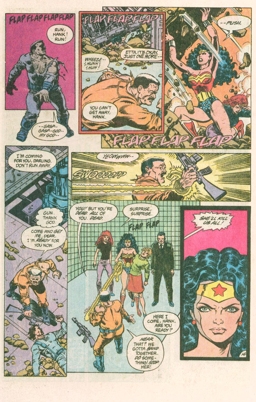 Read online Wonder Woman (1987) comic -  Issue #44 - 16