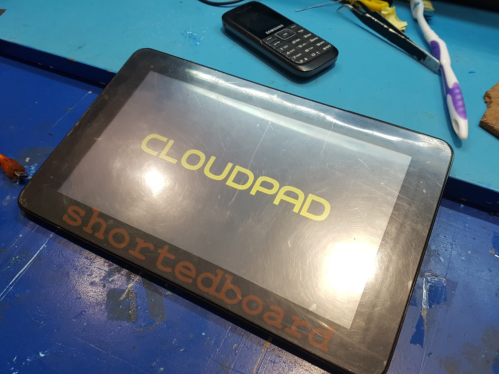 CloudPad 900TV Tested Firmware