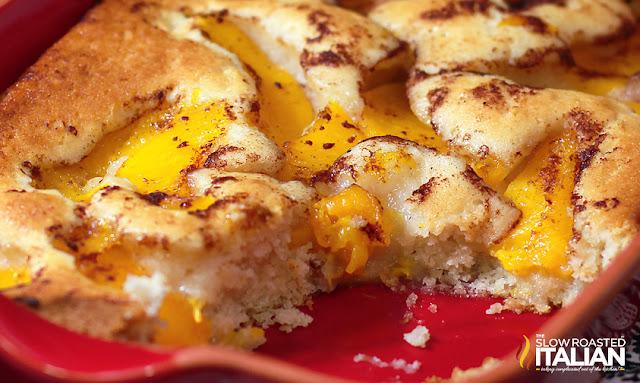 http://www.theslowroasteditalian.com/2013/10/perfect-peach-cobbler-dump-cake.html
