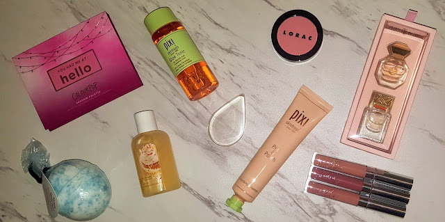 Unboxing: Holiday Box Swap with Simply Sovann