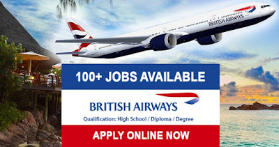 British Airways Jobs in UK