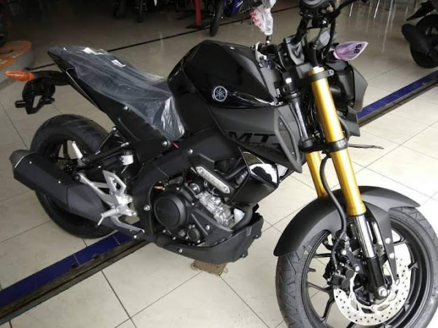 Yamaha Mt15 Indonesia Sudah Di Pajang Di Dealer