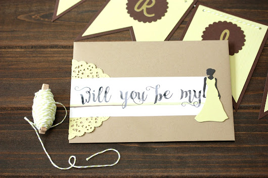 Product Introduction: Bridesmaid Invitations