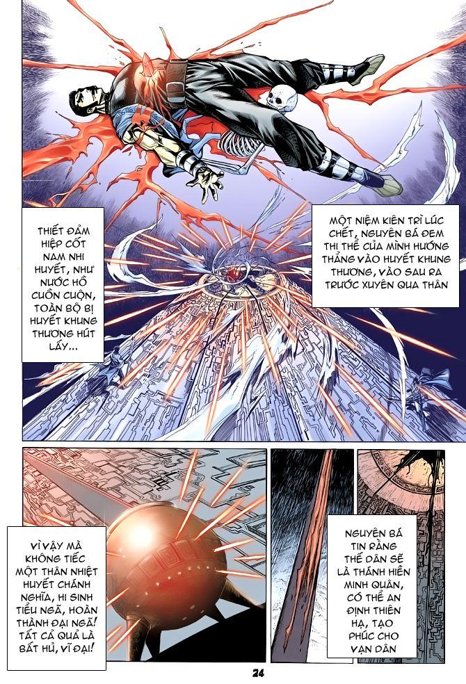 Đại Đường Uy Long chapter 55 trang 23
