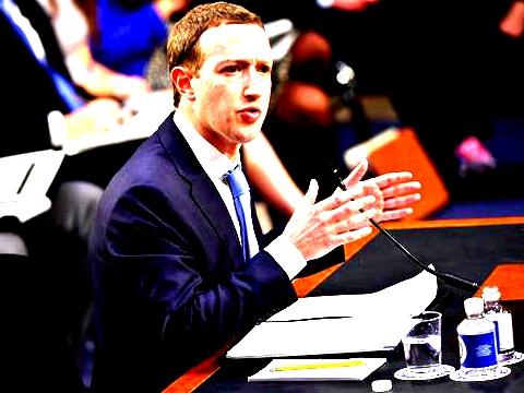 Facebook CEO Mark Zuckerberg says his data was exposed in Cambridge Analytica leak