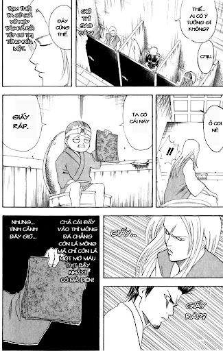 Gintama Chap 118 page 10 - Truyentranhaz.net