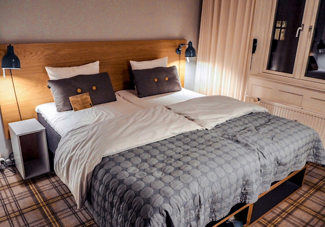 Ibsens Hotel, Copenhagen - room
