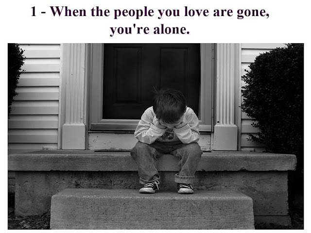 """Alone"" Quotes"