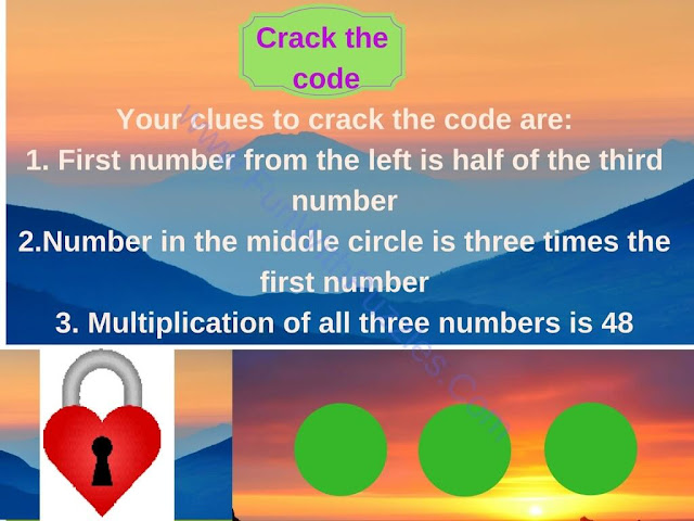 Crack The Code Math Picture Puzzle-1