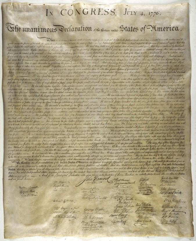 President john hancock declaration of independence stan klos collection publicscrutiny Gallery