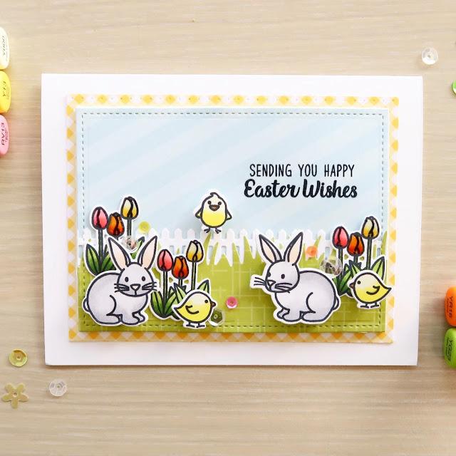 Sunny Studio Stamps: Sunny Saturday Share Customer Cards