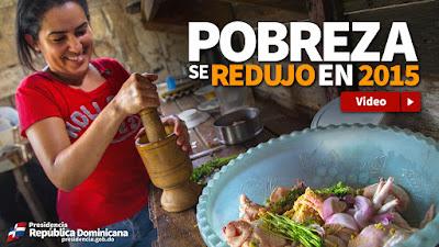 VIDEO: Pobreza se redujo en 2015