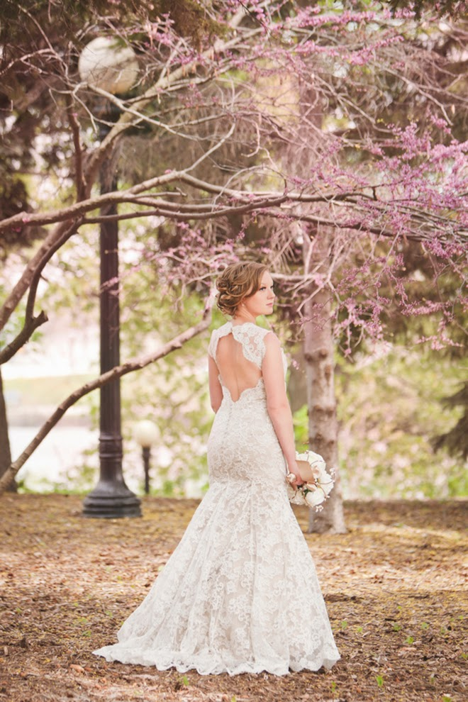 Vintage Meets Southern Charm Bridal Portrait Belle The