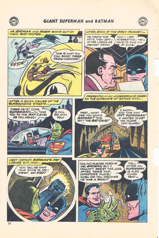 Read online World's Finest Comics comic -  Issue #161 - 75