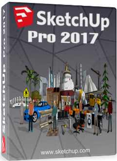 Download SketchUp Pro 2017 17.1.174 x64 + Crack