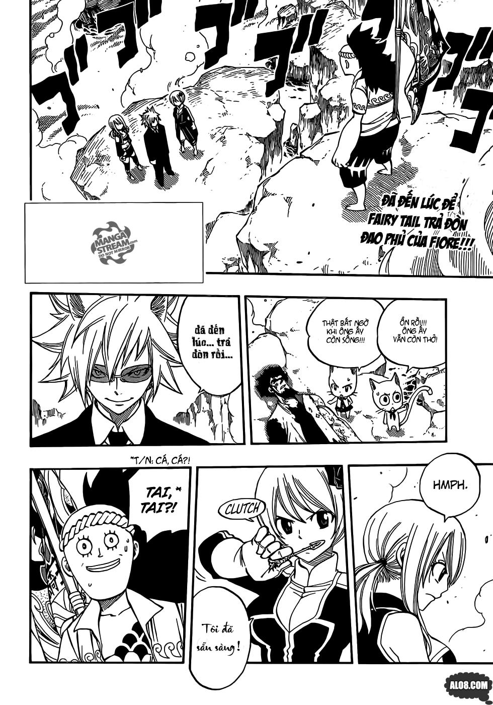 Fairy Tail chap 310 trang 2