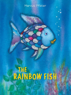 How To Draw A Rainbow Fish - ClipArt Best