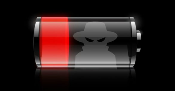 Anda Di Mata-matai Lewat Baterai Ponsel Anda Sendiri