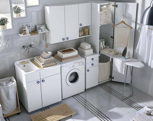 20metriquadri idee per dispensa e lavanderia for Arredo per lavanderia di casa