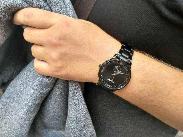 Pánske hodinky Nicholas z eshopu Trendhim