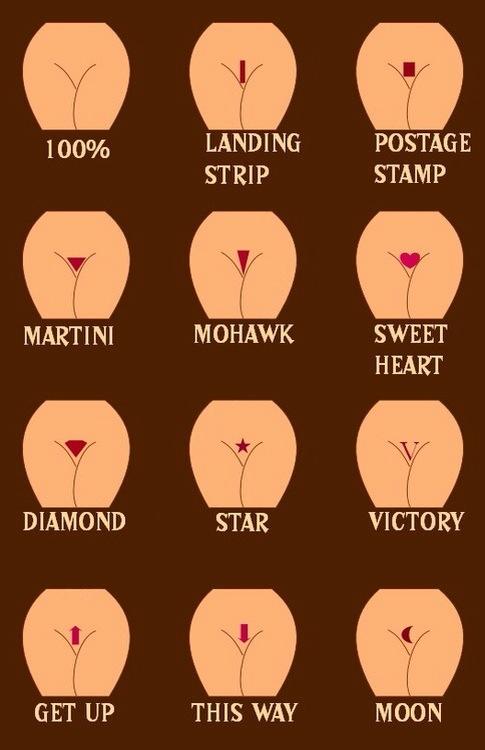 Bikini shave tips