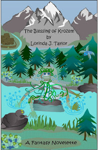 FREE Smashwords ebook: THE BLESSING OF KROZEM: a fantasy novelette