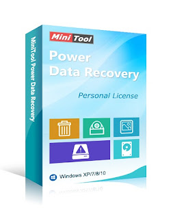 MiniTool Power Data Recovery 7 Full Version
