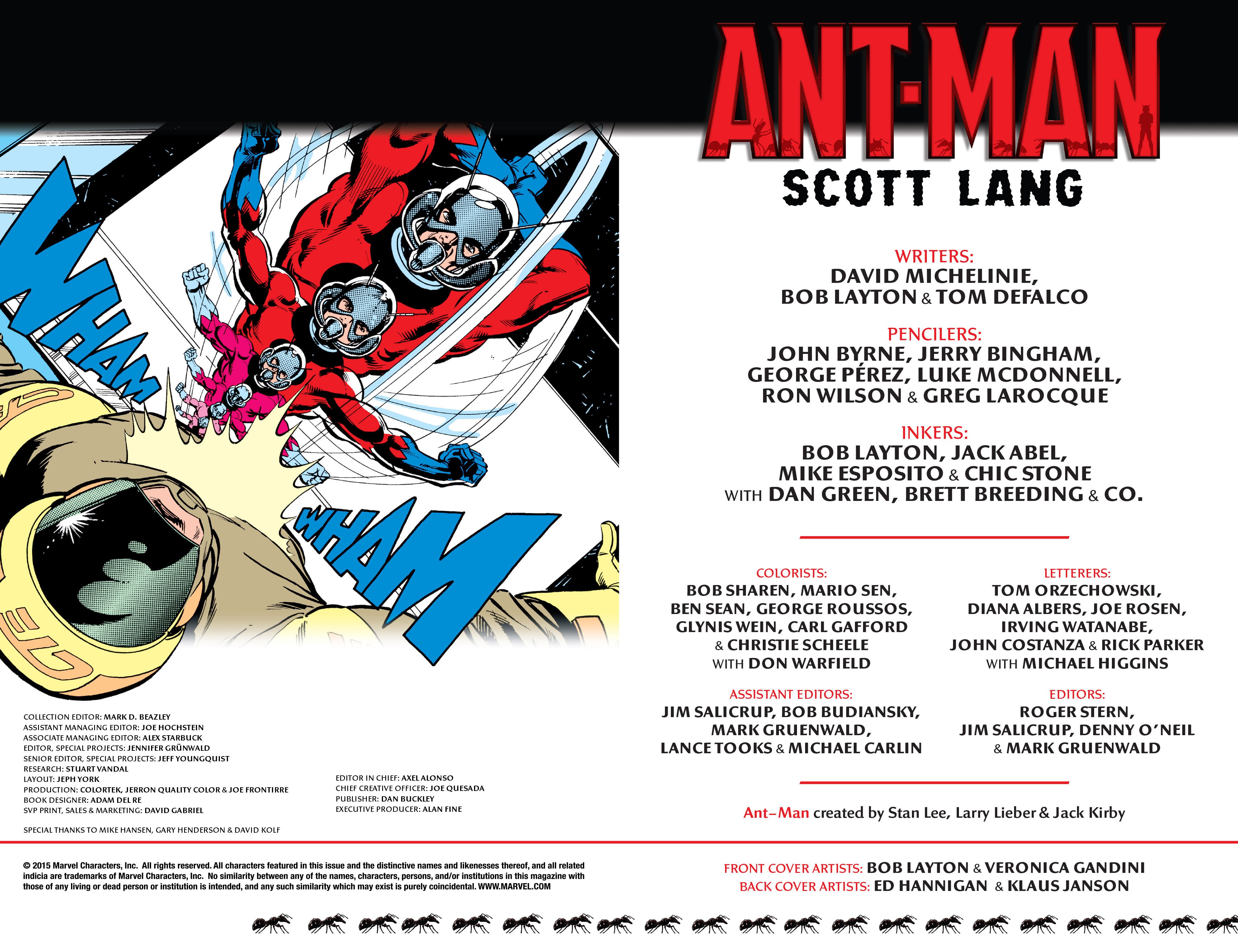Read online Ant-Man comic -  Issue #Ant-Man _TPB - 3