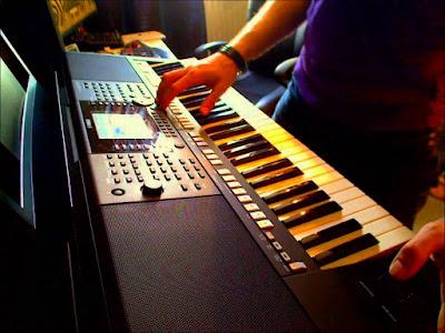Cách sửa lỗi trên cây đàn organ yamaha s950