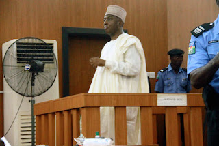 Nigeria senate President Bukola Saraki trail  Adjourned Indefinitely