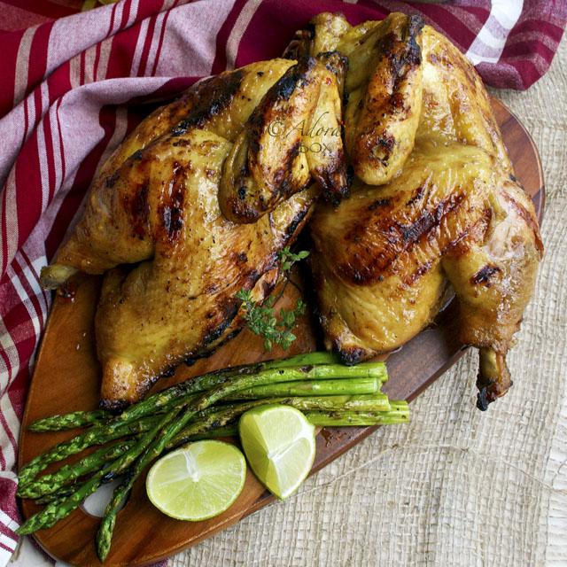 Lemon Chicken Mediterranean Style: Adora's Box: JAVA RICE (PAPRIKA RICE