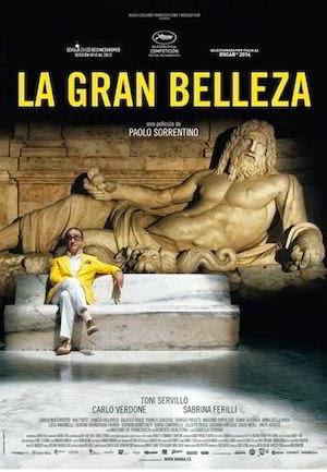 Cartel de la película LA GRAN BELLEZA