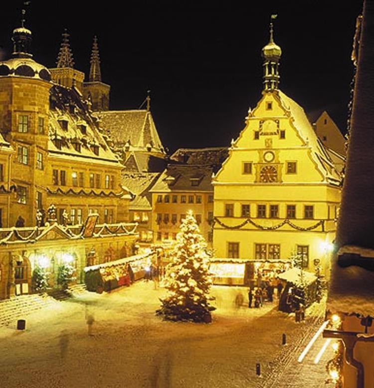 Our Germany Adventures: Rothenburg Ob De Tauber