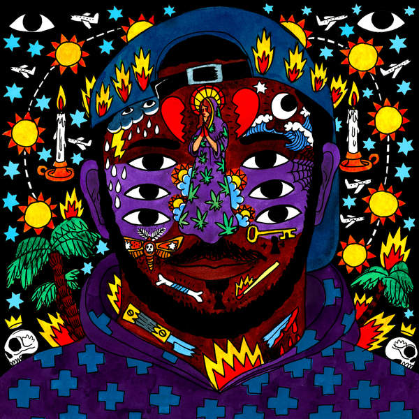 Kaytranada: 99 9% Review | The Vibes and the Rides